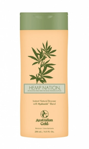 Hemp Nation Instant Natural Bronzer