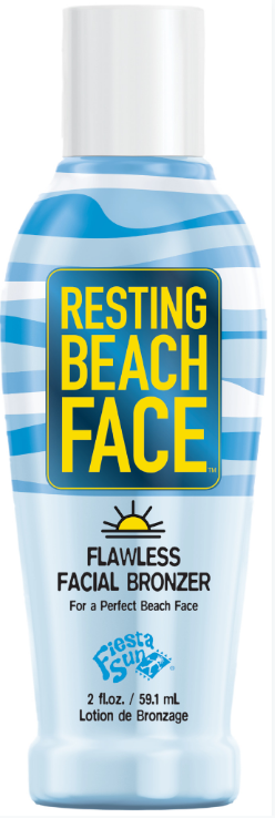 RESTING BEACH FACE FACIAL BRONZER