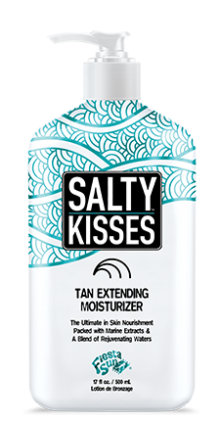 SALTY KISSES TAN EXTENDING MOISTURIZER