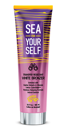 SEA FOR YOURSELF™ TRANSFER RESISTANT WHITE BRONZER
