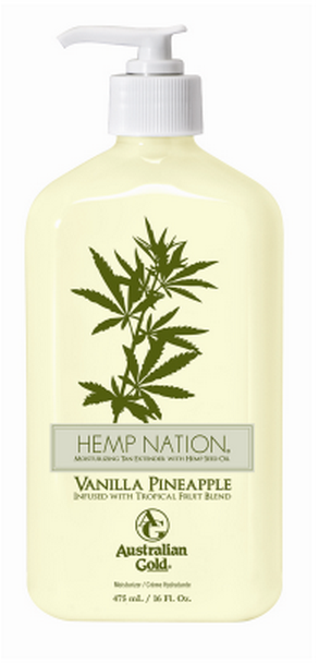 Hemp Nation Vanilla Pineapple Tan Extender