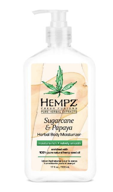 HEMPZ Sugar Cane & Papaya