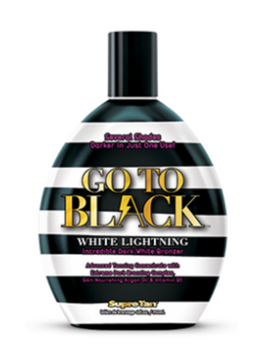 Go 2 Black White Lightening