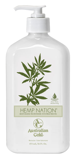Hemp Nation Original Tan Extender