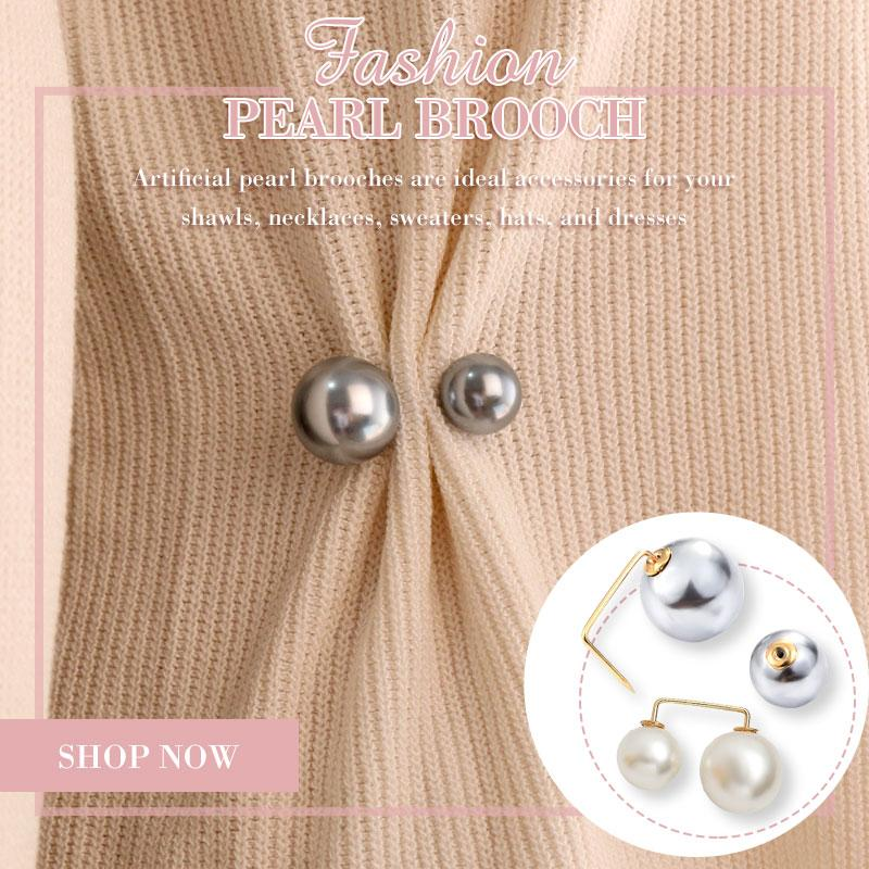 Broche de Perle(3PCS)