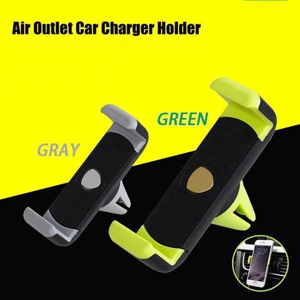 Air Outlet Car Charger Holder-7