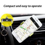 Air Outlet Car Charger Holder-5