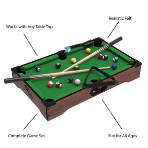 (50% OFF) Mini boule de billard-4