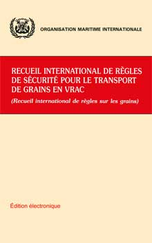E241F - E-Book: International Grain Code, 1991 - French