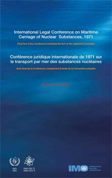 E429B - E-Book: Maritime Carriage of Nuclear Substances, 1972 - English & French