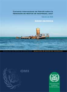 E470S - E-Book: Nairobi Convention on Removal of Wrecks, 2008 - Spanish