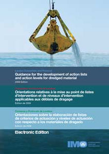 E538M - E-Book: Guidance for Dredged Materials, 2009 - English, French & Spanish