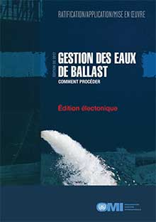 E624F - E-Book: Ballast Water Management - How to do it, 2017 - French