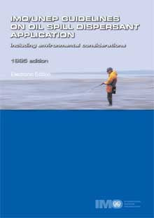 EA575E - E-Book: Oil Spill Dispersant Application Guideliens, 1995 - English