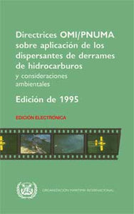EA577S - E-Book: Oil Spill Dispersant Application Guidelines, 1995 - Spanish
