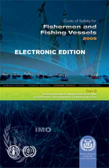 EA755E - E-Book: Safety Code for Fishermen & Fishing Vessels (B), 2006 - English