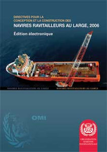 EA807F - E-Book: Guidelines for the Design & Construction of OSV, 2006 - French