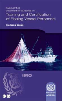 KA948E - E-Reader: Document for Fishing Vessel Personnel, 2001 - English