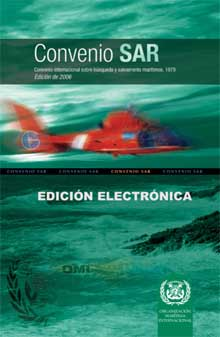 EB955S - E-Book: The Maritime SAR Convention, 2006 - Spanish