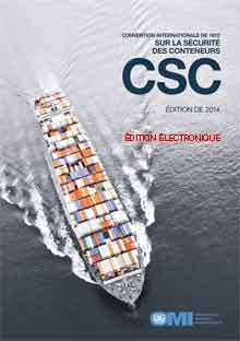 EC282F - E-Book: Convention for Safe Containers (CSC 1972), 2014 - French