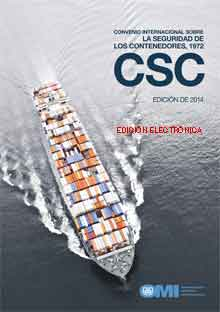 EC282S - E-Book: Convention for Safe Containers (CSC 1972), 2014 - Spanish
