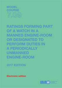 ET709E - E-Book: Model Course: Ratings Forming Engine-Room, 2017 - English