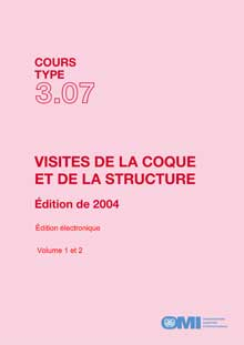 ETA307F - E-Book: Model Course: Hull & Structural Surveys, 2004 - French