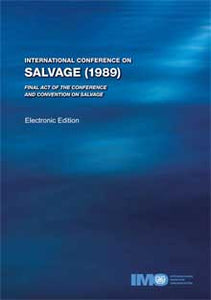 K450E - E-Reader: International Conference on Salvage, 1989 - English