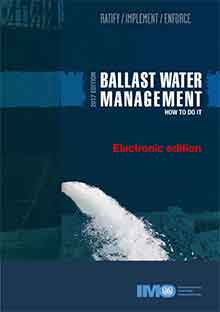 K624E - E-Reader: Ballast Water Management - How to do it, 2017 - English