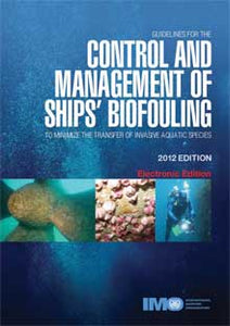 K662E - E-Reader: Control & Management of Ships' Biofouling, 2012 - English