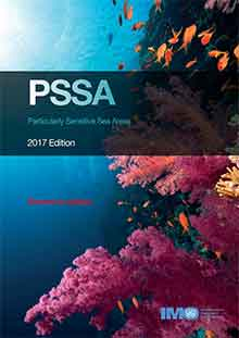 KA545E - E-Reader: Particularly Sensitive Sea Areas (PSSA), 2017 - English