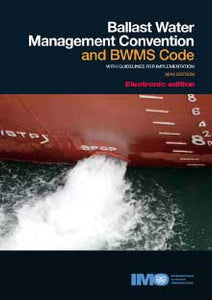 KA621E - E-Reader: BWM Convention & BWMS Code with Guidelines for Implementation, 2018 - English