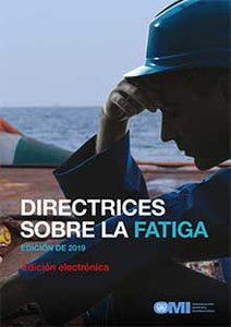 KA968S - E-Reader: Guidelines on Fatigue, 2019 - Spanish (Digital Only)
