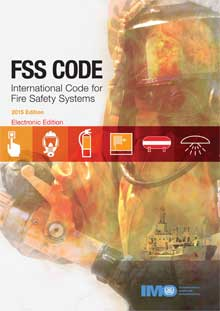 KB155E - E-Reader: Fire Safety Systems (FSS) Code, 2015 - English