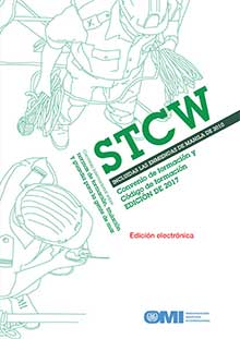 KD938S - E-Reader: STCW including 2010 Manila Amendments, 2017 - Spanish