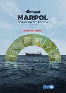 KE520E - E-Reader: MARPOL Consolidated Edition, 2017 - English
