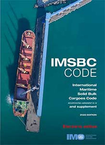 KJ260E - E-Reader: IMSBC Code & Supplement, 2020 - English