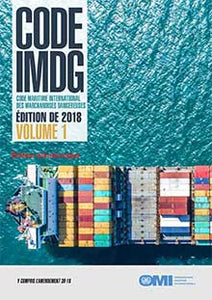 KL200F - E-Reader: IMDG Code (inc. Amdt 39-18) - 2018 - French