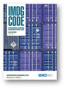 KM200E - E-Reader - IMDG CODE, 2020 Edition (incorporating Amendment 40-20) - Volume 1 & 2