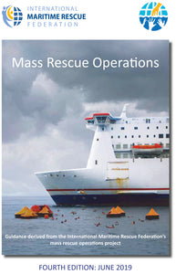 IMRF Mass Rescue Operations Guidance - Paperback Book - 4th Edition - English
