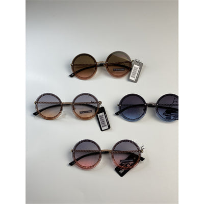 Round Sunglasses - Nothing To Wear LLC