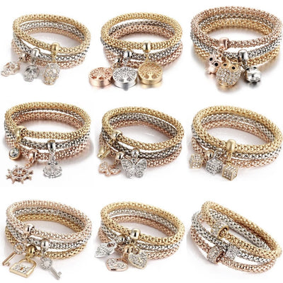 Charm Bracelets - Nothing To Wear LLC