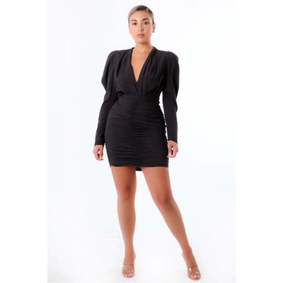 Nuit Mini Dress - Nothing To Wear LLC