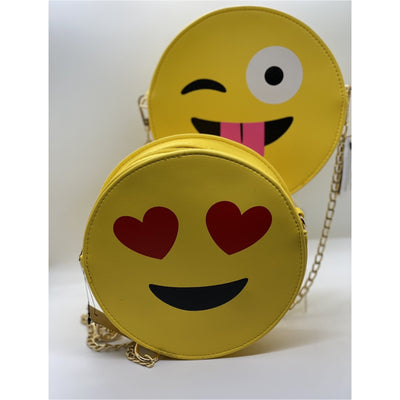 Emoji Crossbody Handbag - Nothing To Wear LLC