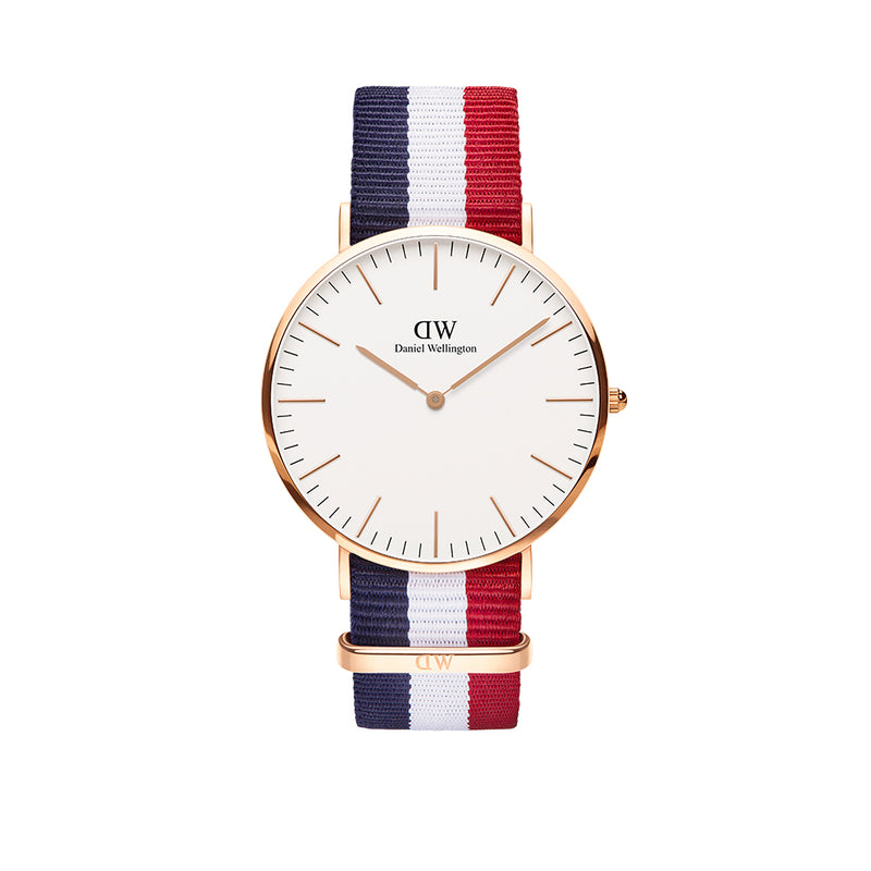 DW Classic 40 Cambridge RG White 0103DW