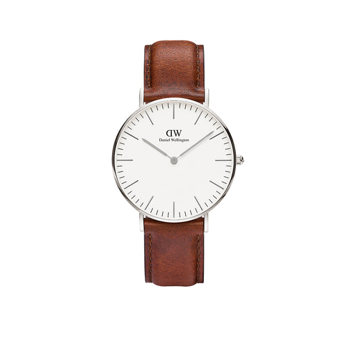 DW Classic 36 St Mawes S White 0607DW