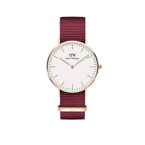 DW Classic 36 Roselyn RG White