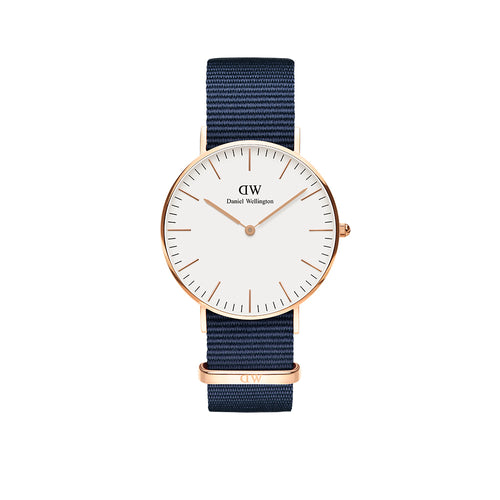 DW Classic 36 Bayswater RG White