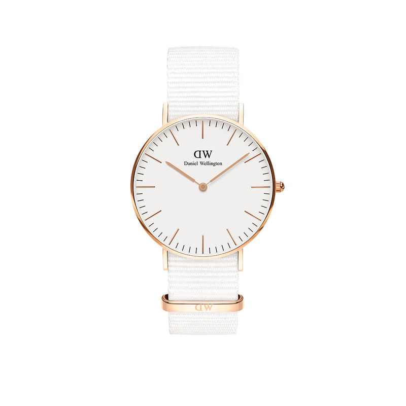 DW Classic 36 Dover RG White