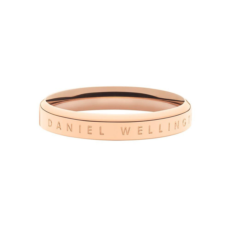 Classic Ring Rose Gold 56